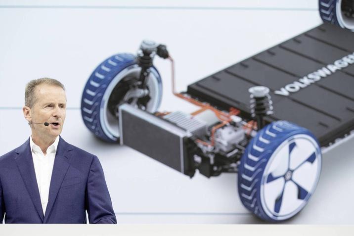 A Volkswagen 22 millió elektromos jármű gyártását tervezi tíz éven belül