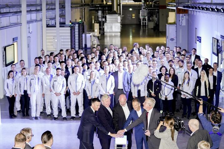 Akkumulátorcellák fejlesztését és gyártását kezdi meg Salzgitterben a Volkswagen-csoport