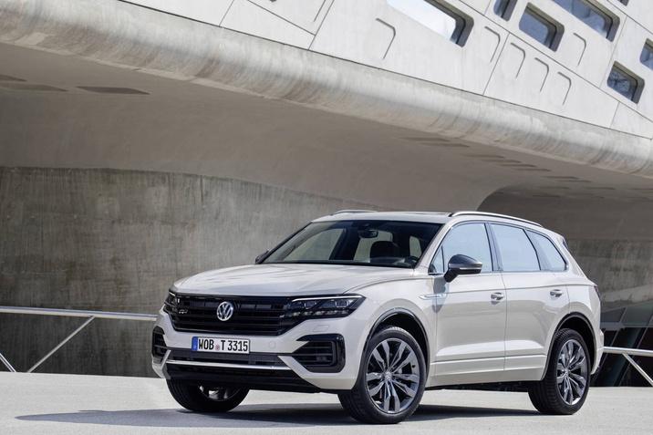 Egymillió Touareg: a Volkswagen elegáns extrákkal felszerelt különleges modellel ünnepli ezt a mérföldkövet