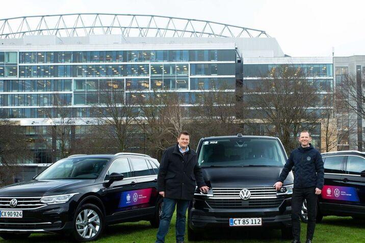 EURO 2020: átvette az első Volkswageneket az UEFA