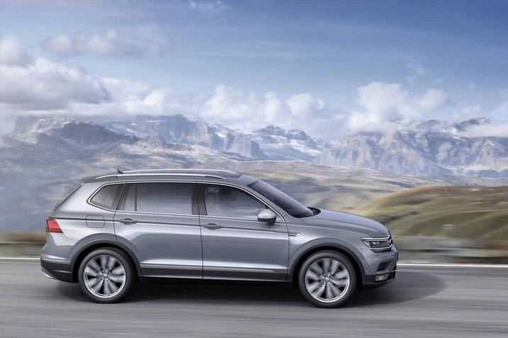 elentős kedvezmény a 7 személyes Volkswagenekre