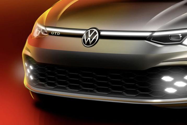 Világpremier a Genfi Autószalonon: az első pillantás az új Golf GTD-re