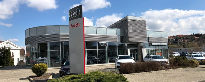 AutóCity Pécs VW